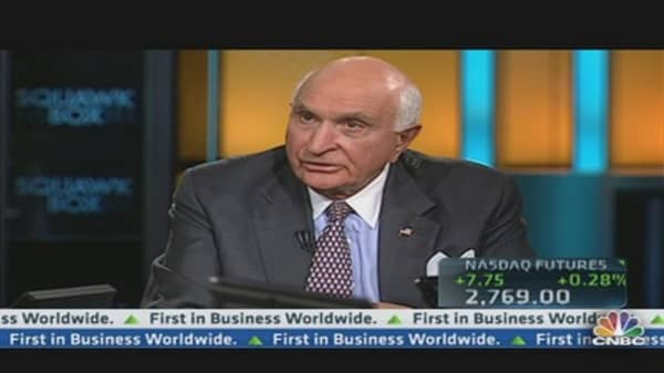 Langone's Two Words: Simpson/Bowles