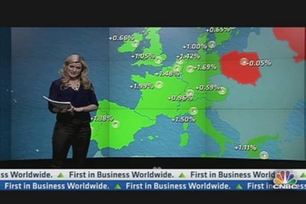 European Stocks Post Broad Gains