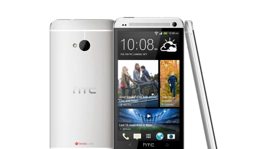 HTC One, its new flagship smart-phone released on February 19