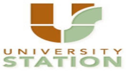 The University Station Logo