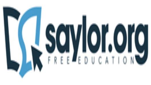 The Saylor Foundation logo