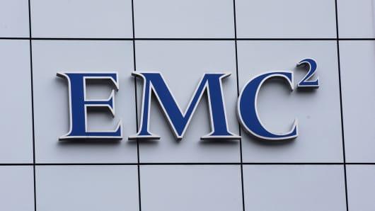 EMC EARNS