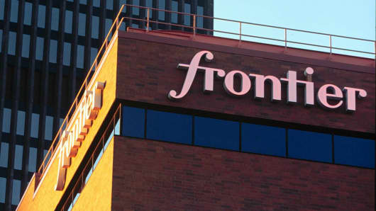 Frontier Communication Corp