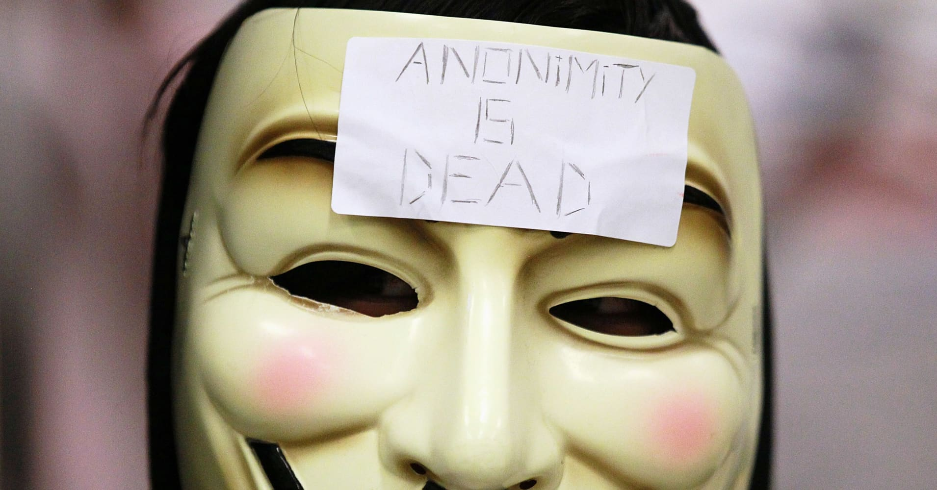 Anonymous to US: 'We Will Wipe You Off the Cybermap'