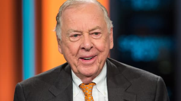 Boone Pickens, Chairman, BP Capital Management