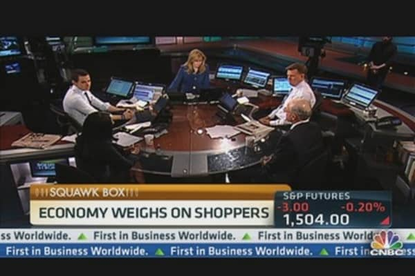 How Economy Weighs on Consumers