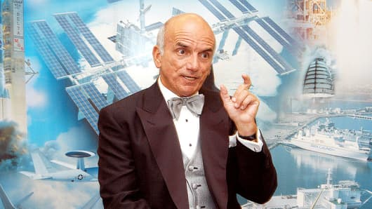 Dennis Tito, most widely known as being the first space tourist back in mid-2001.