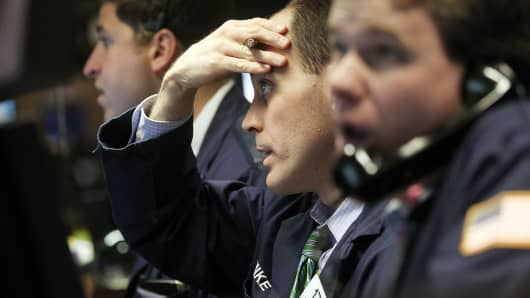 How major US stock market indexes fared on Monday