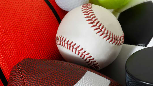 Sports balls and equipment