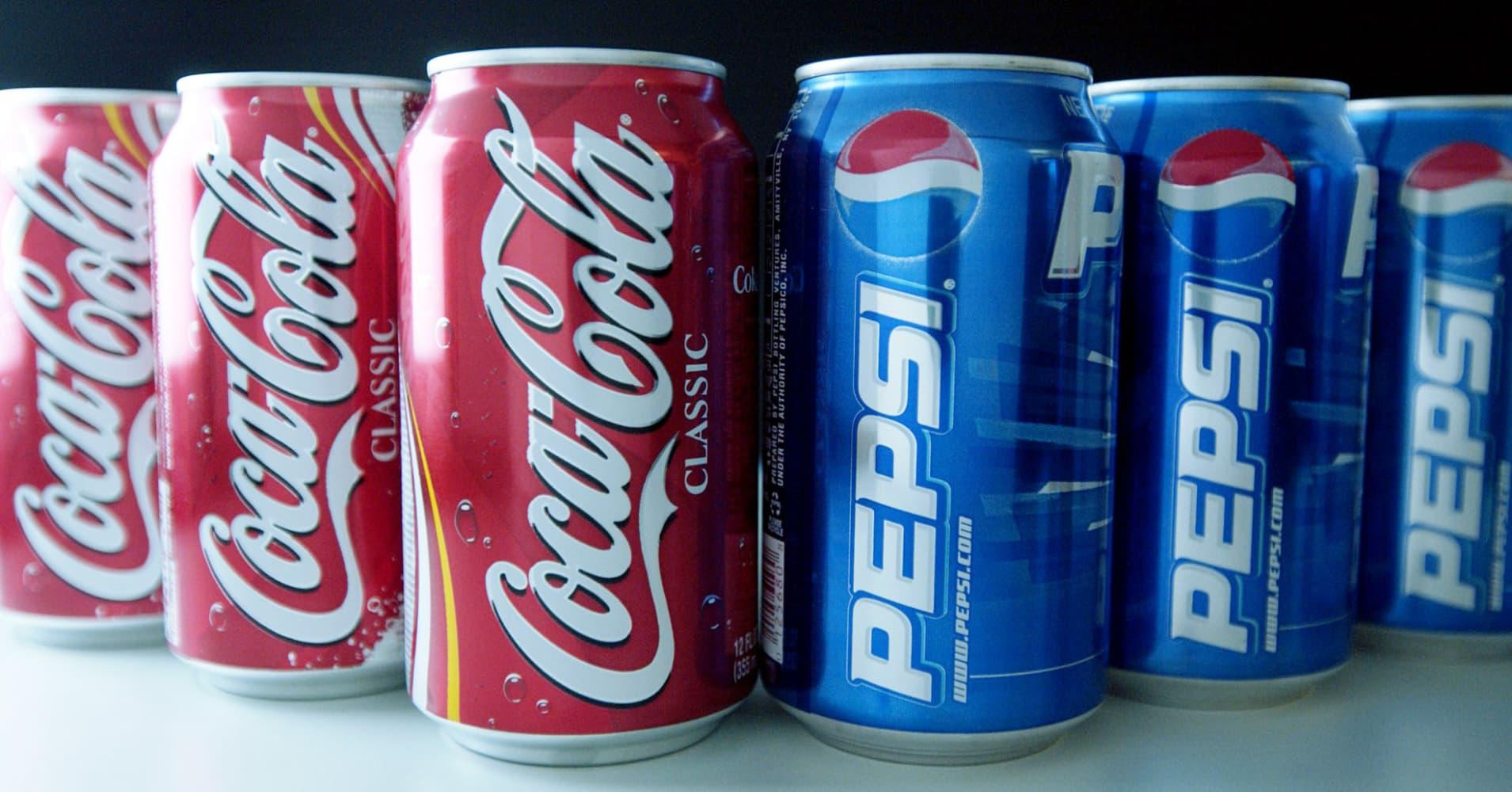 Coke or Pepsi—Which Does Cramer Prefer?