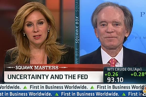 Gross: Why Fed Isn't 'Vigilant' on Rate Dangers