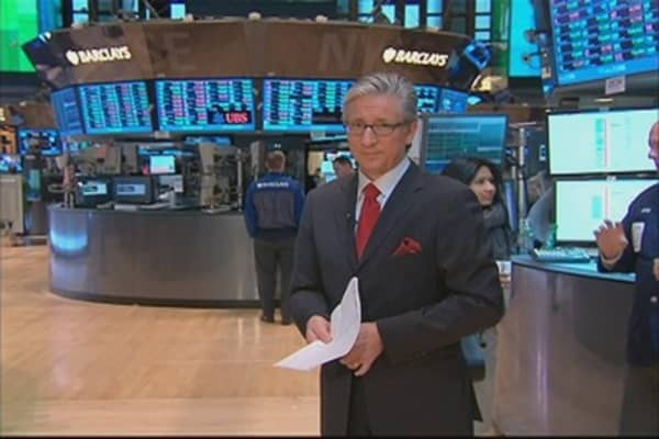 Pisani: Government Bickering & the Markets