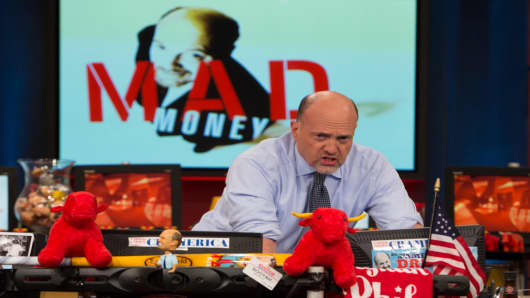 Jim Cramer Mad Money