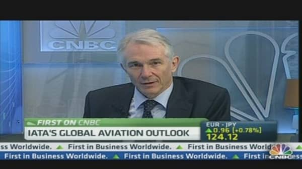 Sequestration A Big Concern: Airline Industry Leader