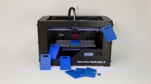MakerBot Industries Photo
