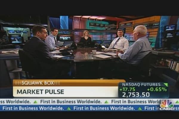 Fed Policy and the 'Bernanke Bounce'?