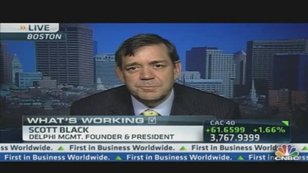 Top Stocks to Buy Now: Scott Black