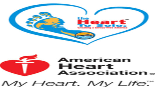 Heart to Sole / AHA Logos