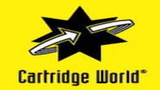 Cartridge World Logo