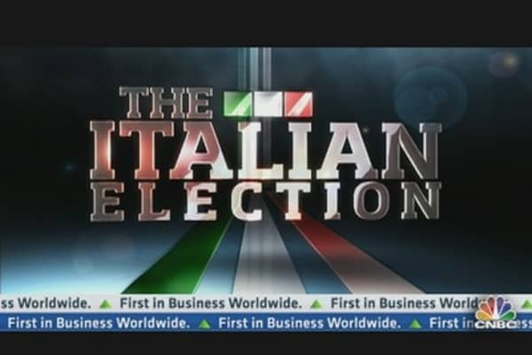 Italian Election Results Expected Tomorrow