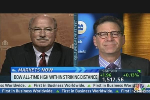 Sequestration, the Fed and Italian Elections