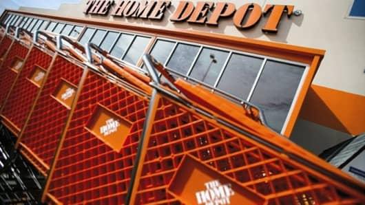 Home Depot raises outlook again after strong quarter