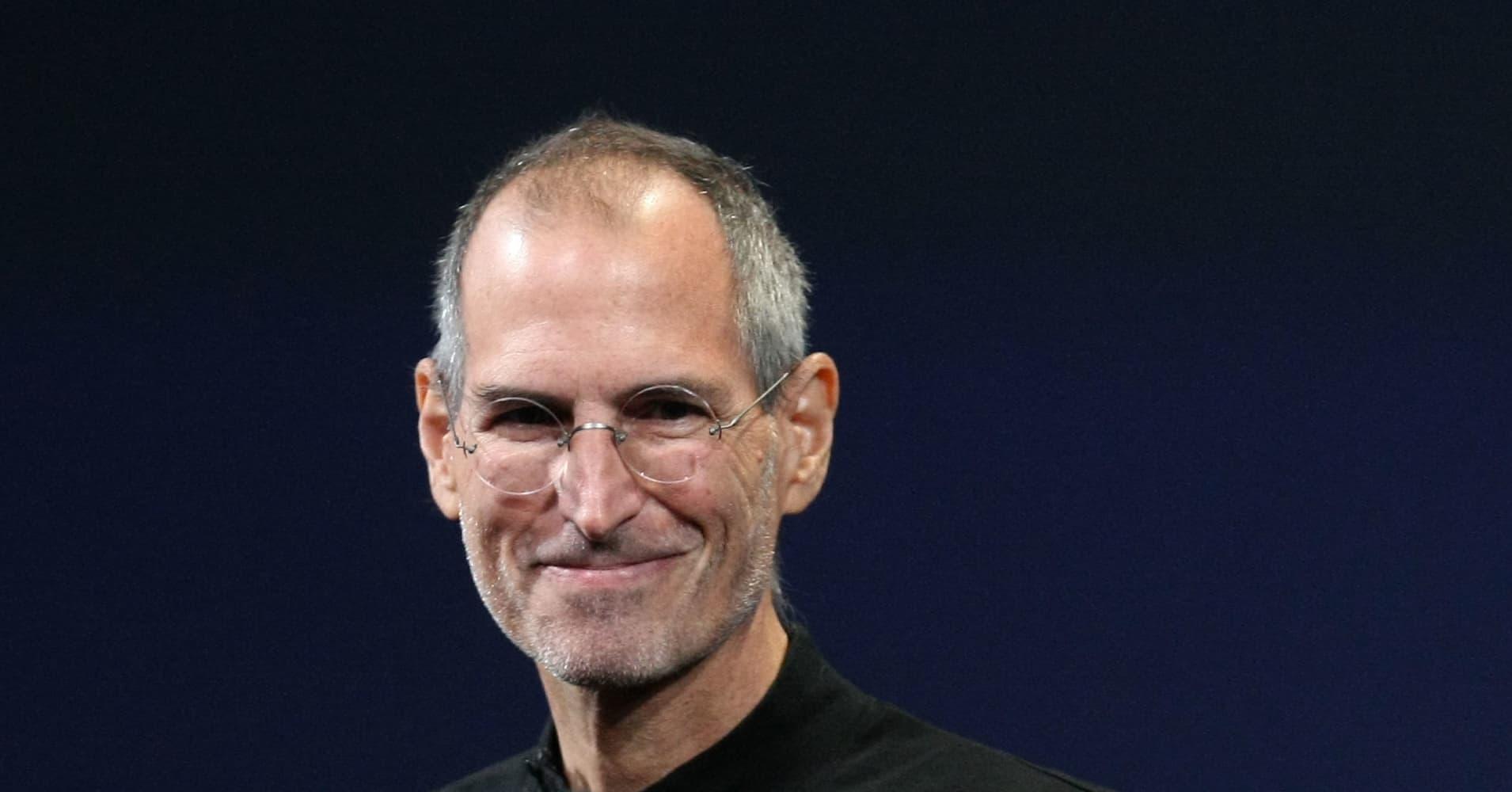 Resultado de imagem para Steve Jobs