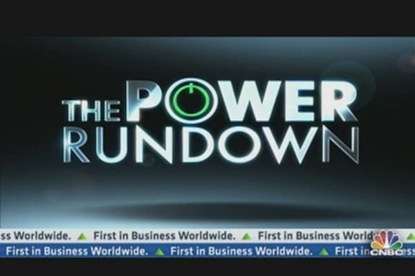 Power Rundown: Zuckerberg's 'Baby Cash'