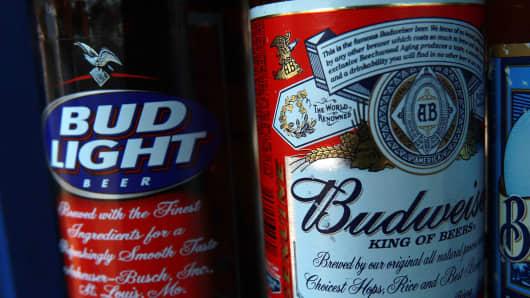 Budweiser Anheuser-Busch