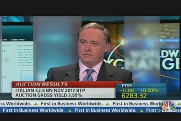 Europe's 'Lost Decade' Continues: Beazley