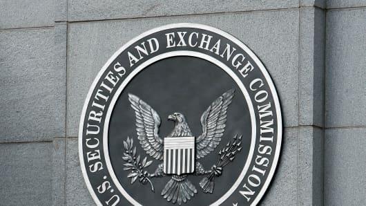 SEC insignia