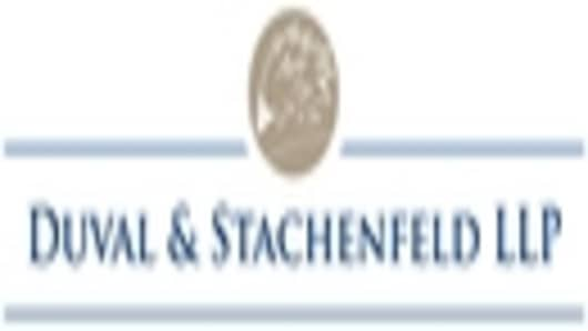 Duval & Stachenfeld LLP Logo