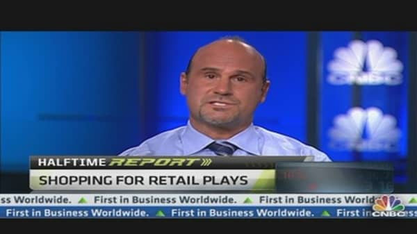 This Retail Stock's 'Too Cheap': Pete Najarian