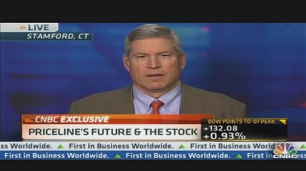 Priceline CEO on Earnings, Hacking & Budget Cuts