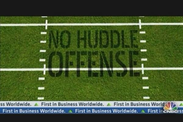 No Huddle Offense: Lacking Logic?