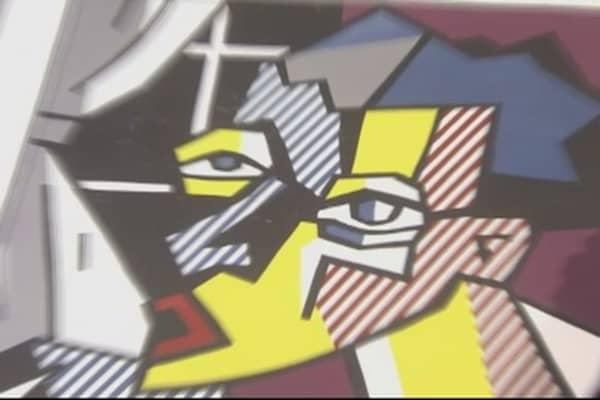 A Lichtenstein Lie