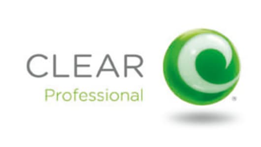 CLEAR Professional Logo