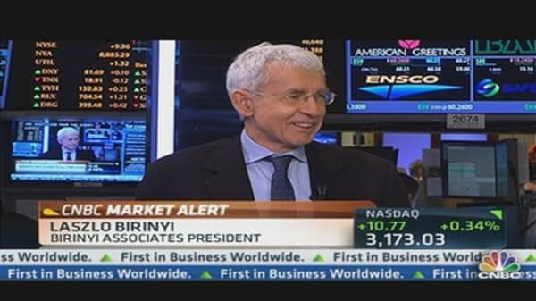 Birinyi: Markets to Hit New Highs This Year