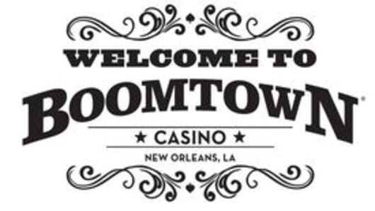 Boomtown Casino New Orleans Logo