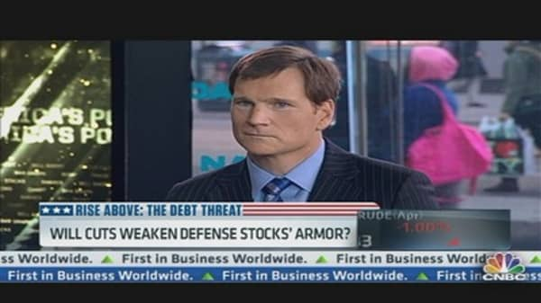 Sequester's Effects on Defense Companies: Analyst
