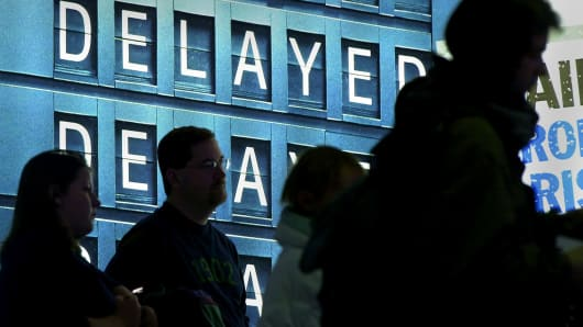Airports Prepare for Flight Delays, Long Security Lines