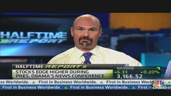 Obama's 'Apocalyptic' Comment Is Key: Pete Najarian