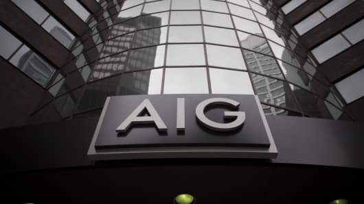 Aig Makes Final Repayment To Government For Bailout
