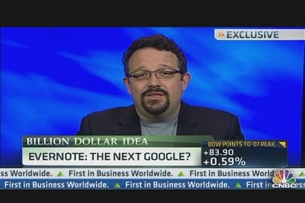 Evernote: The Next Google?