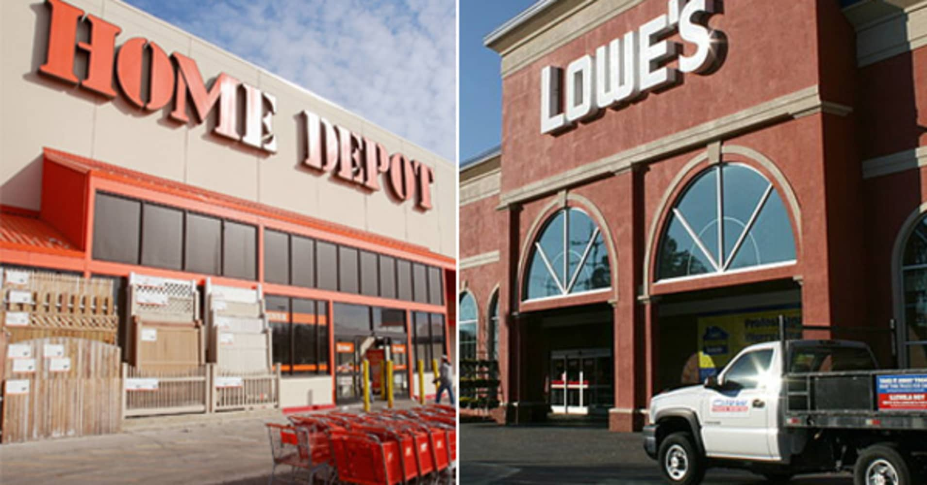Cramer on Lowe's vs Home Depot: I'm changing my opinion