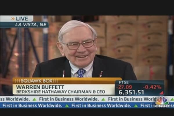 Buffett's Stand on Private Equity