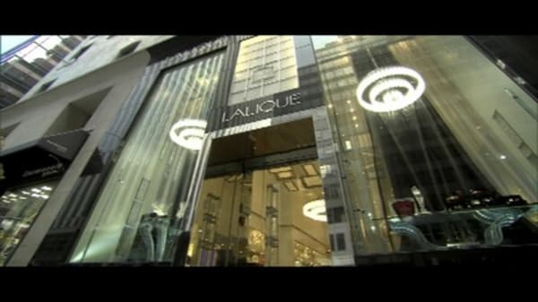 Extra Scene: Lalique NYC