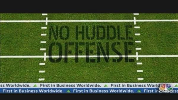 No Huddle Offense: Success In Spite of Failure?