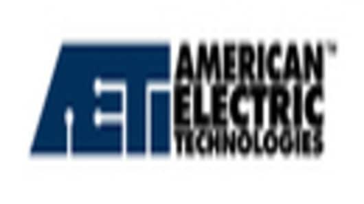 American Electric Technologies, Inc. Logo
