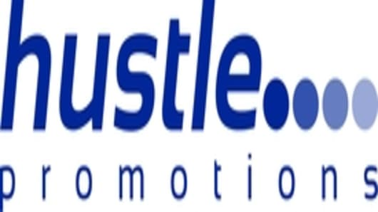 hustle promotions Logo